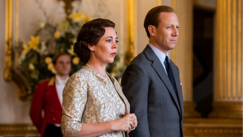 The Crown Olivia Colman