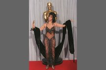 There's outfits and then there's Cher's 1988 ensemble...