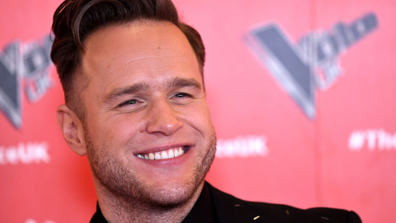 Olly Murs - The Voice UK judge