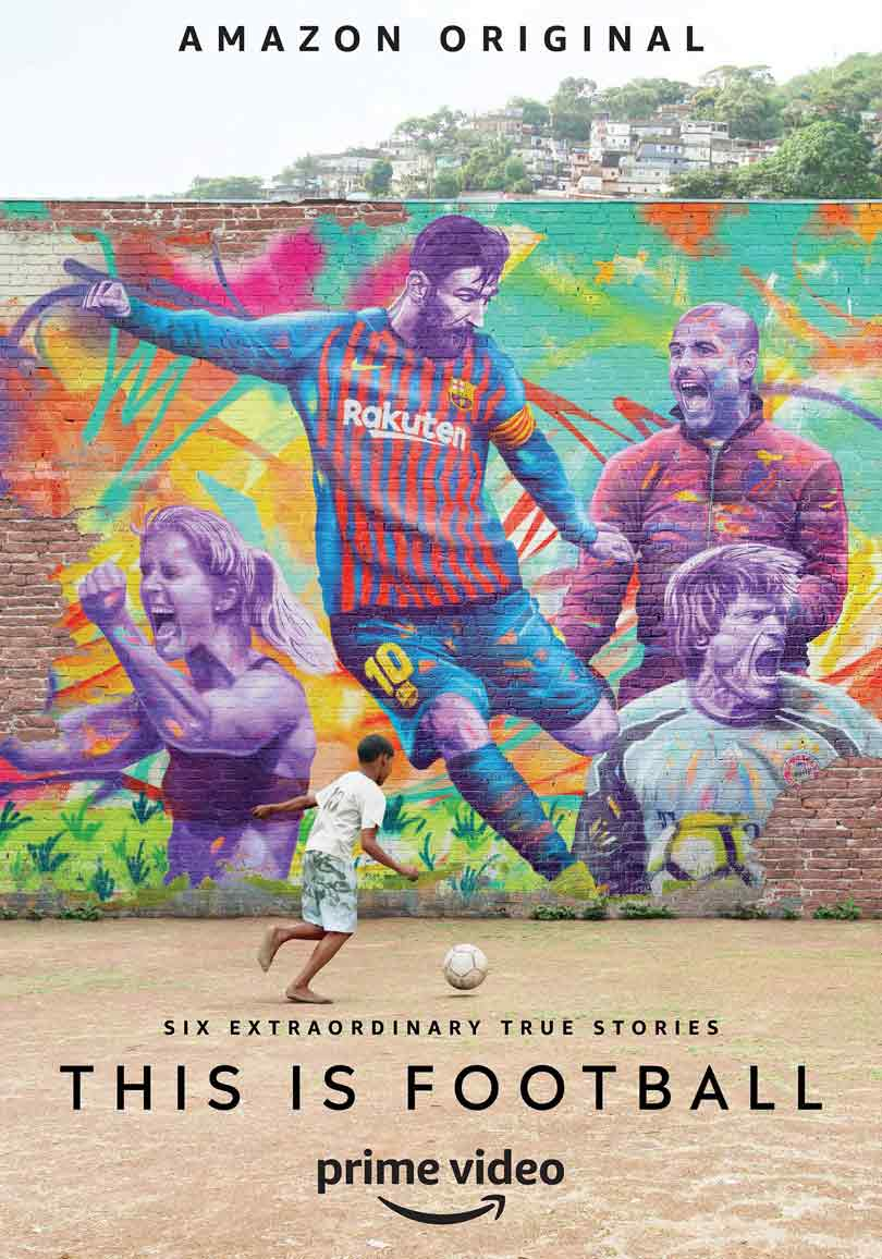 This Is Football - Amazon Prime Video