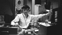 Tony Blackburn presents the Breakfast Show, the first programme on the new Radio 1.