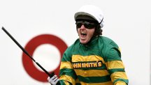 Tony McCoy wins Grand National in 2010