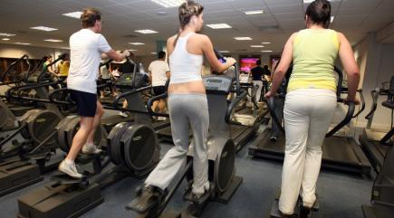too much exercise can actually affect the body's ability