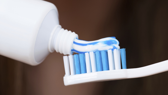 Image result for toothpaste cleaning on glass