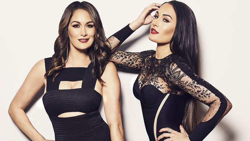 Brie and Nikki Bellas Total Bellas series 4