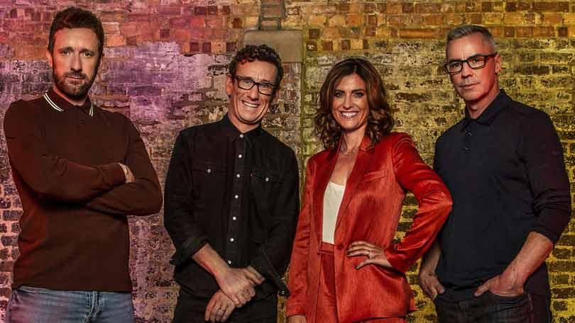 Eurosport 2019 Tour De France presenters and pundits