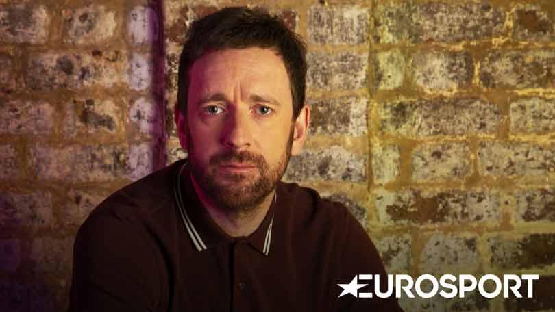 Bradley Wiggins - Tour fe France presenter for Eurosport