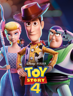 Toy Story 4 module