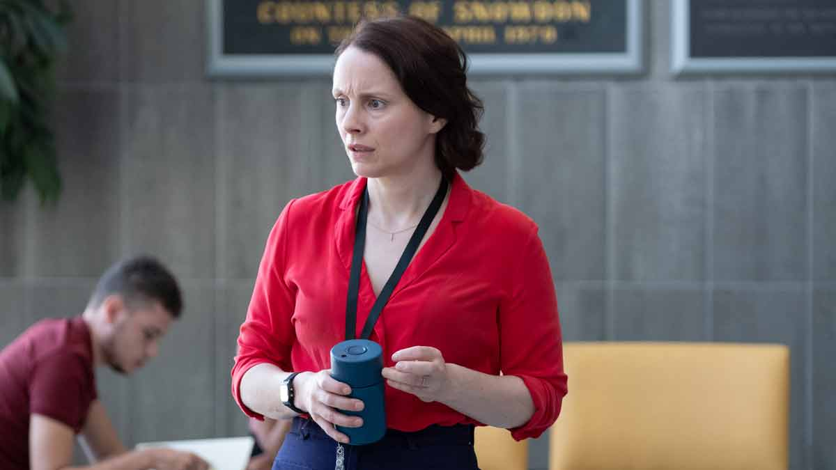 Laura Fraser in Traces on Alibi