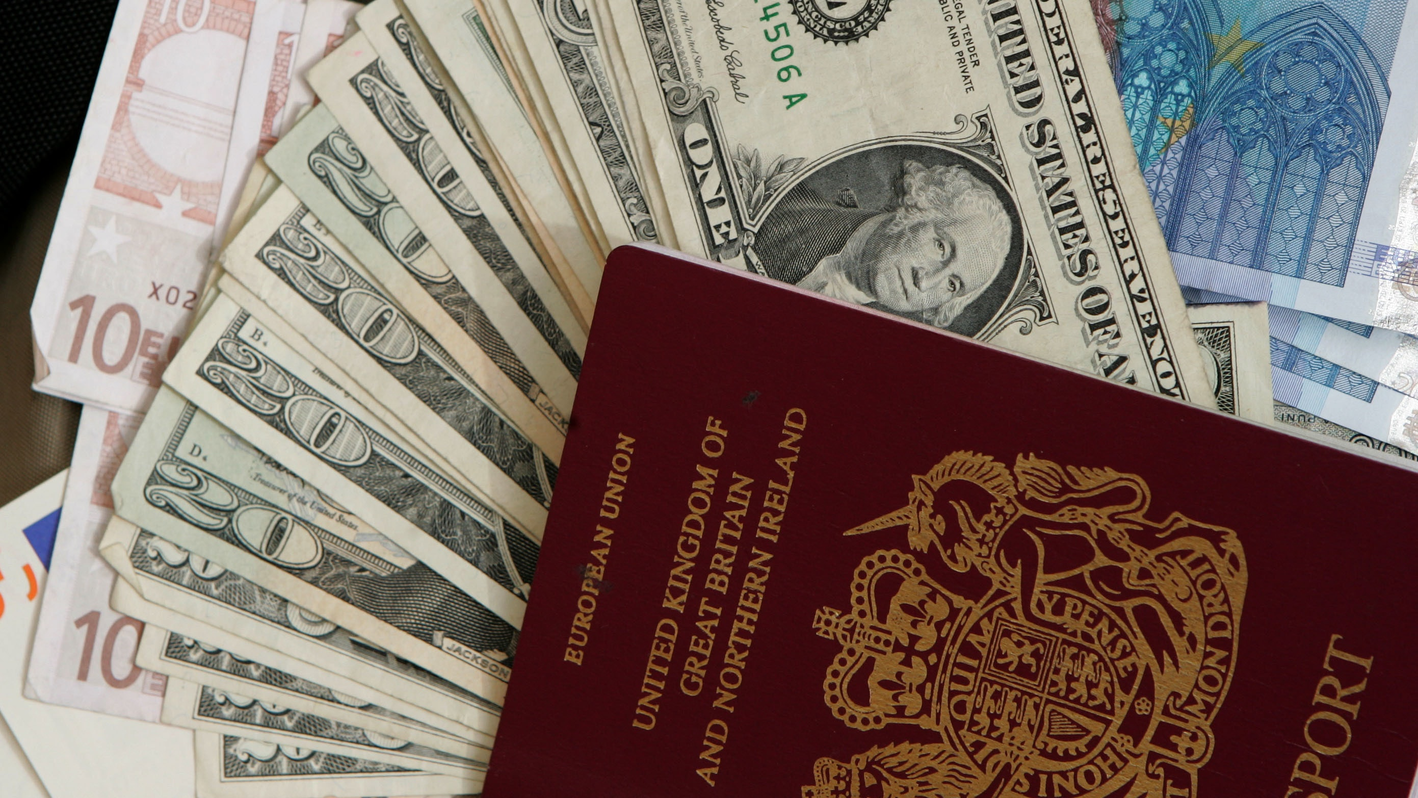 Travelex To Relaunch Some Foreign Money