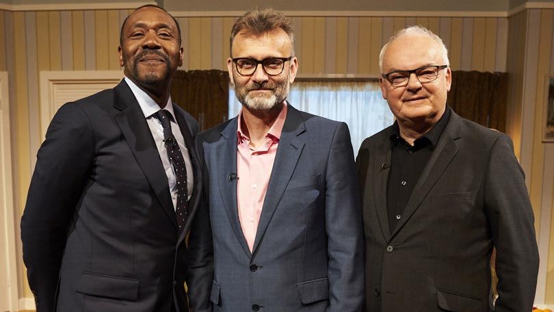 Trust Morecambe and Wise - Lenny Henry and Gary Morecambe with guests