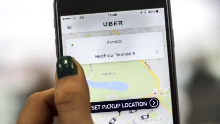 Uber urged to contact 2.7 million UK users affected by data breach