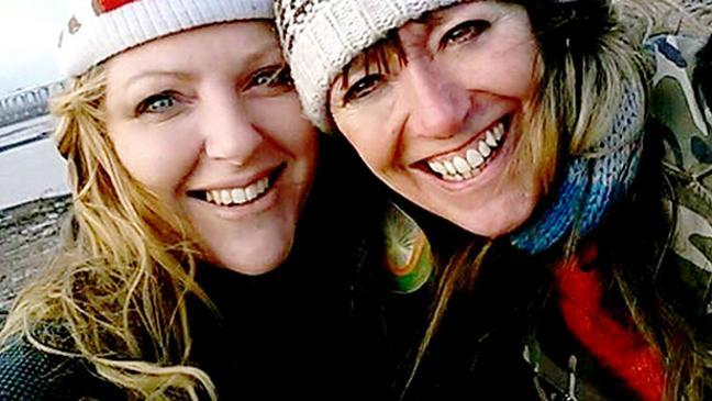 Fiona Powell había salido con su amiga, quien señaló que el OVNI (Especial)