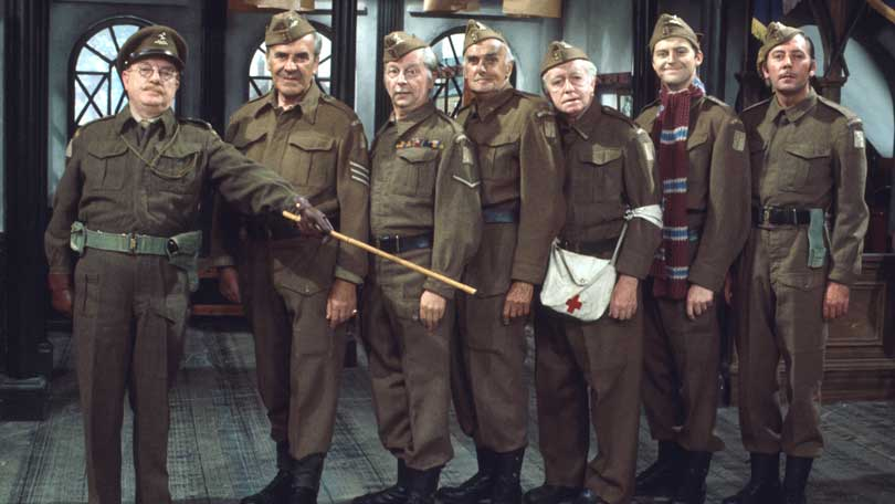 Dad's Army on Gold