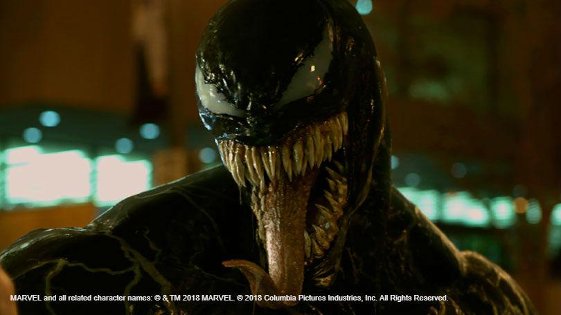 Venom - Buy now in the BT TV Store
