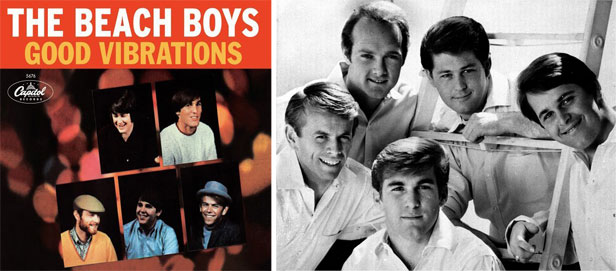 The Beach Boys' Good Vibrations