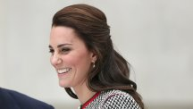 Video: How to recreate Kate's classic half-up hairstyle at home