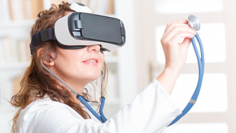 VR doctor
