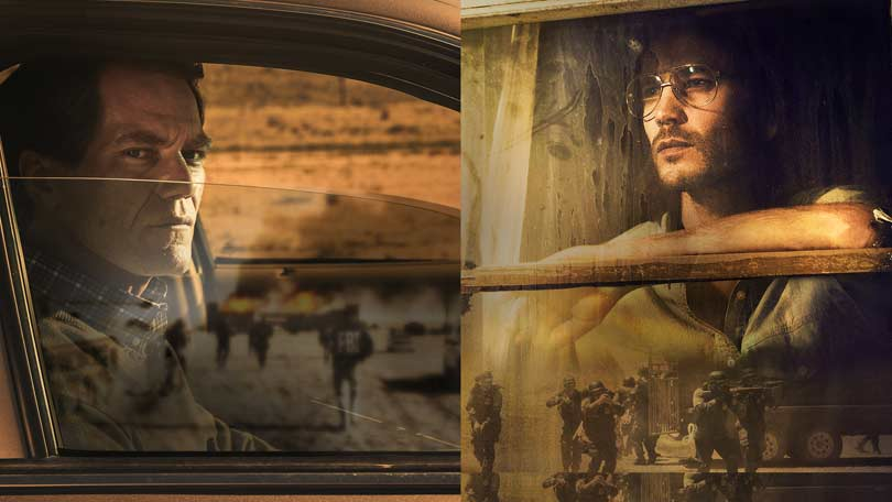 Waco on Alibi channel - Michael Shannon and Taylor Kitsch