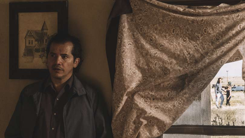 John Leguizamo as Jacob Vasquez in Alibi's Waco