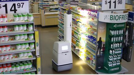 Walmart Is Using Robots To Stack Supermarket Shelves Bt