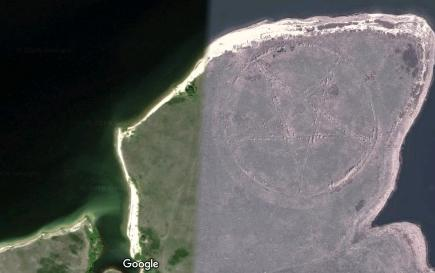 The Strangest Things You Can See On Google Maps Bt