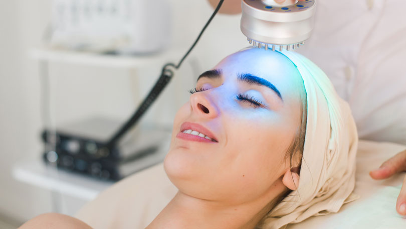 What is LED light therapy | BT