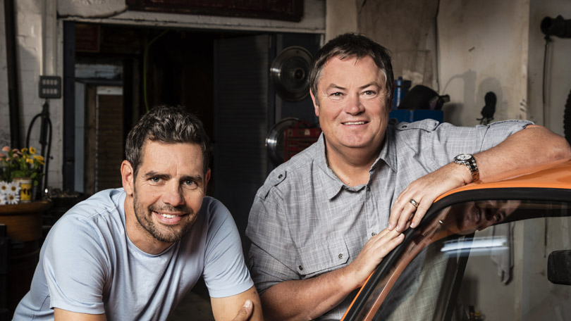 Wheeler Dealers on Discovery