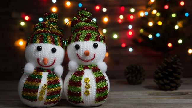 pictures of christmas decorations