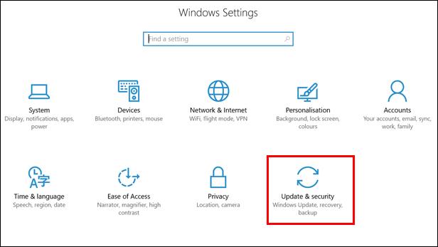 Pushing the Anniversary Update through on Windows 10