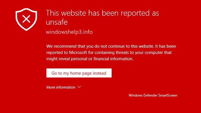 Windows 10 Tech Support Scam Everything You Need To Know About The Latest Phishing Attack Bt