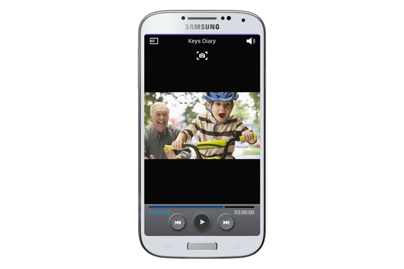 samsung s4 mini how to put camera on lock screen