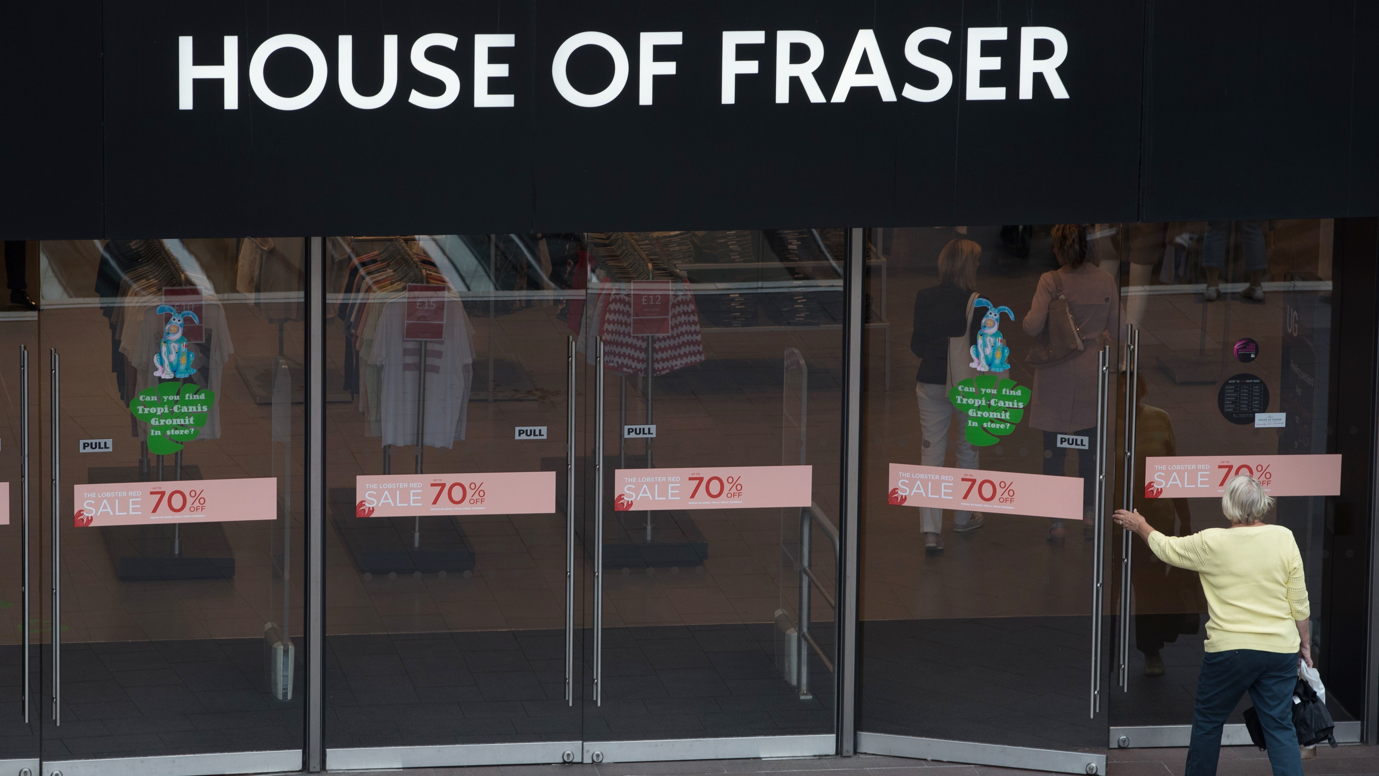 Xpo Logistics Axes 627 Jobs At House Of Fraser Warehouse Bt