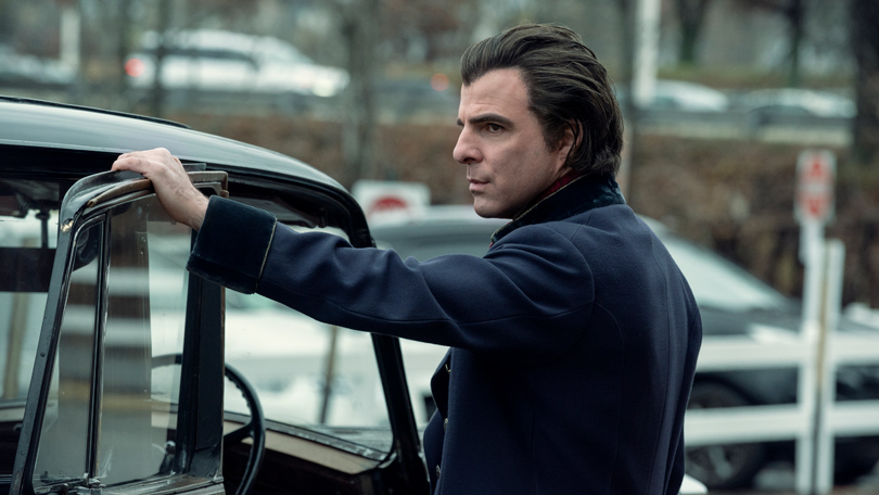 Zachary Quinto as NOS4A2