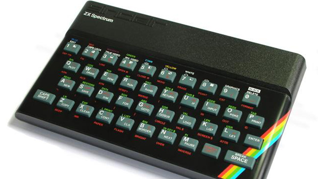 Do you remember the ZX Spectrum? | BT